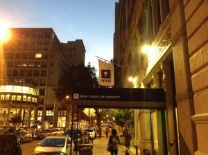 Found it: NYU!