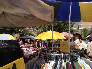 East village flea market