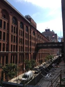NY architecture