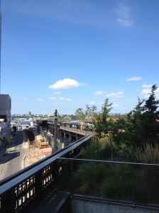 The High line - continued